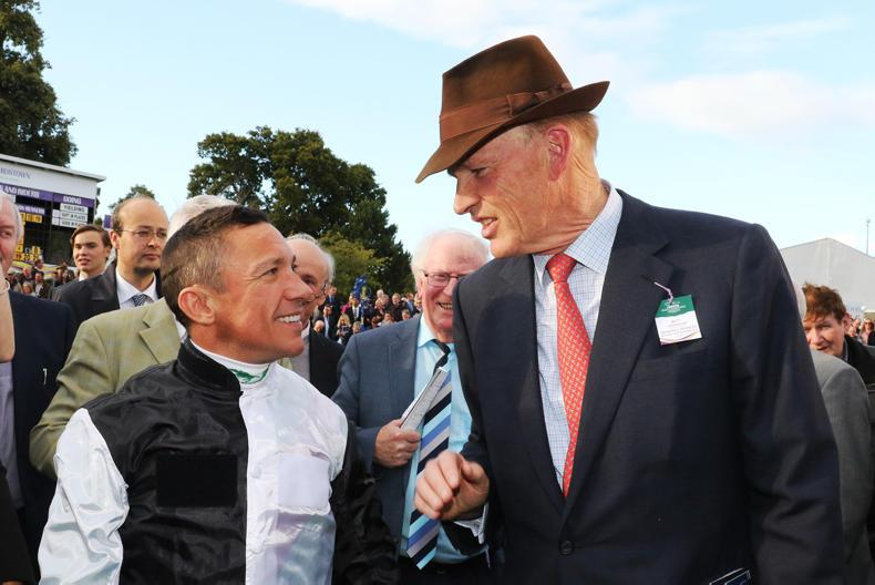 FRANCE: Dettori and Gosden to the fore