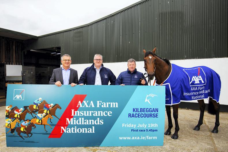 AIR COLUMN: Kilbeggan's most valuable race is launched