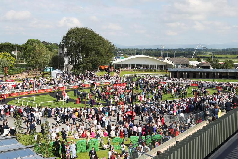 RYAN McELLIGOTT: Local potential is there for the Curragh
