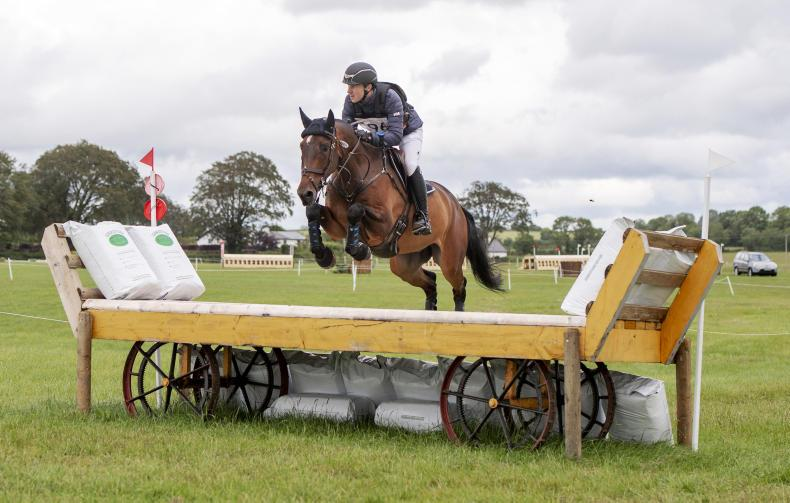 KILGUILKEY INTERNATIONAL: Morrison dominates with special youngsters