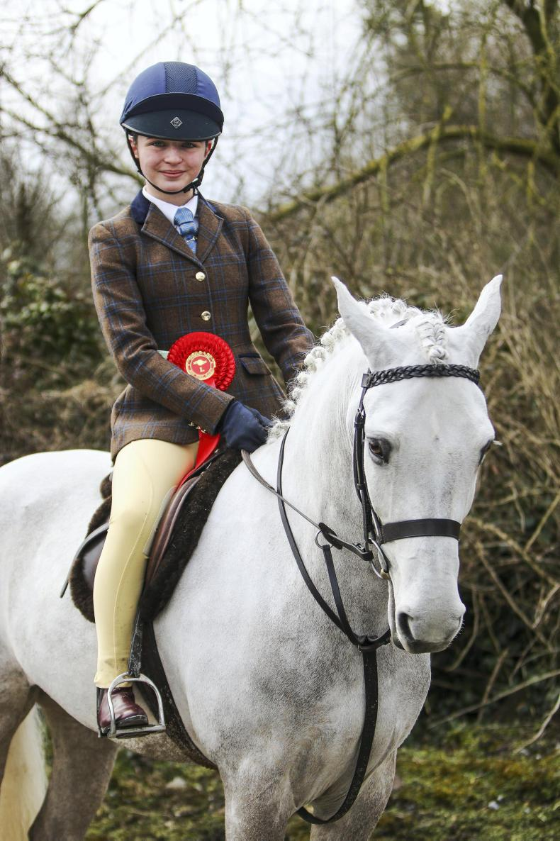 IRISH PONY CLUB: Tipperarys triumph in Under 12 division on home soil