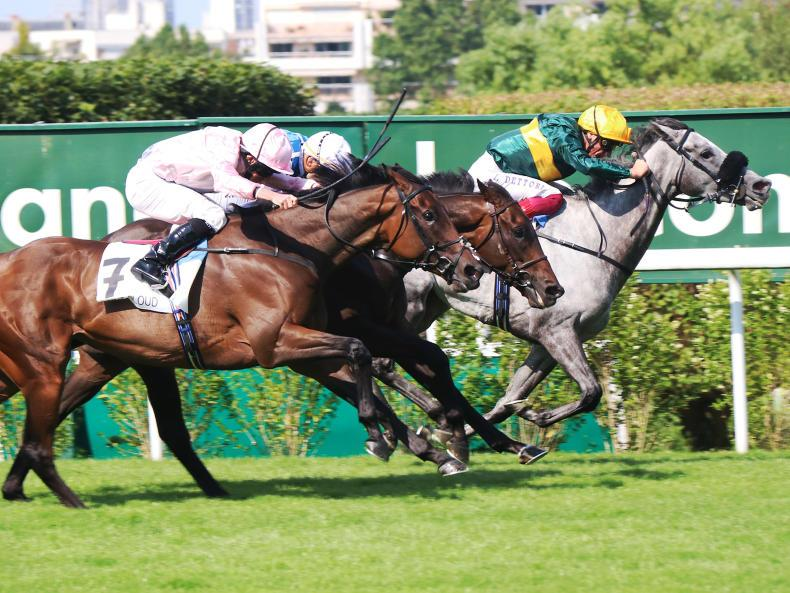 FRANCE: Coronet finally lands elusive Group 1
