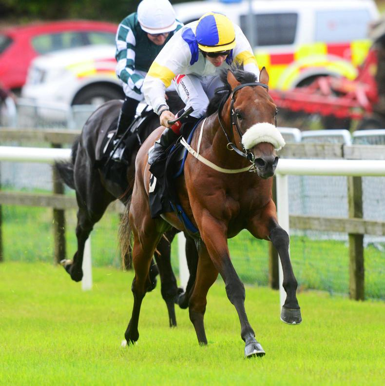 BELLEWSTOWN FRIDAY: Juveniles on fire for Lyons