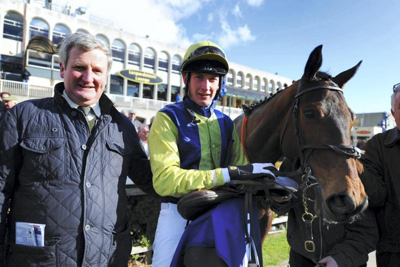 TALKING TRAINER: Group 1 ambitions for John Murphy's operation