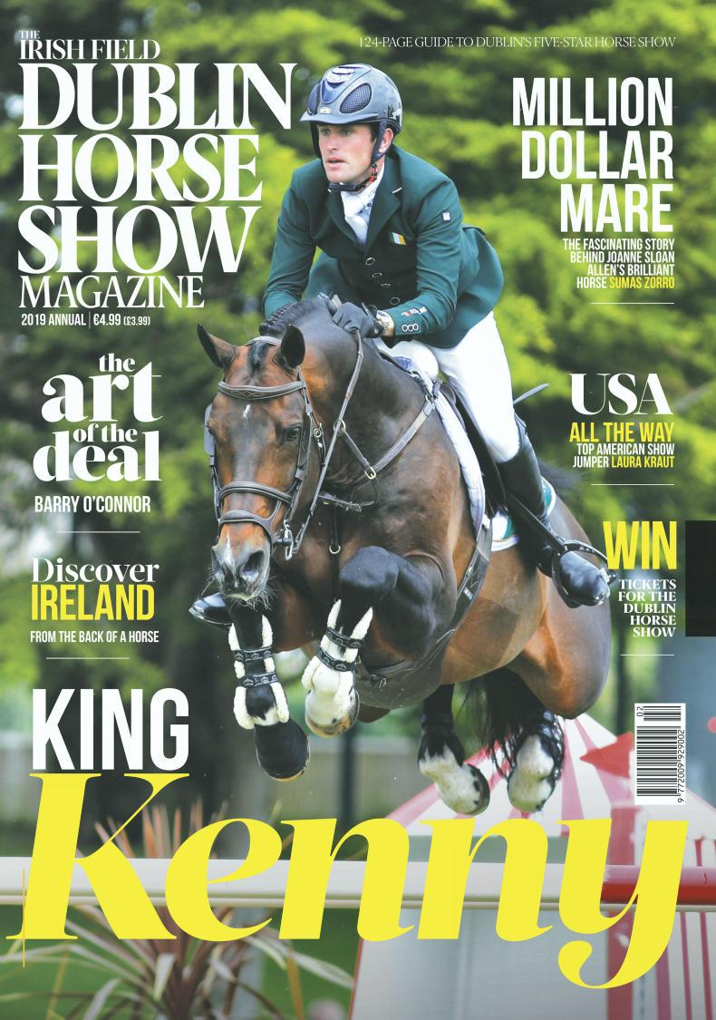 SIX reasons to buy the Dublin Horse Show Magazine
