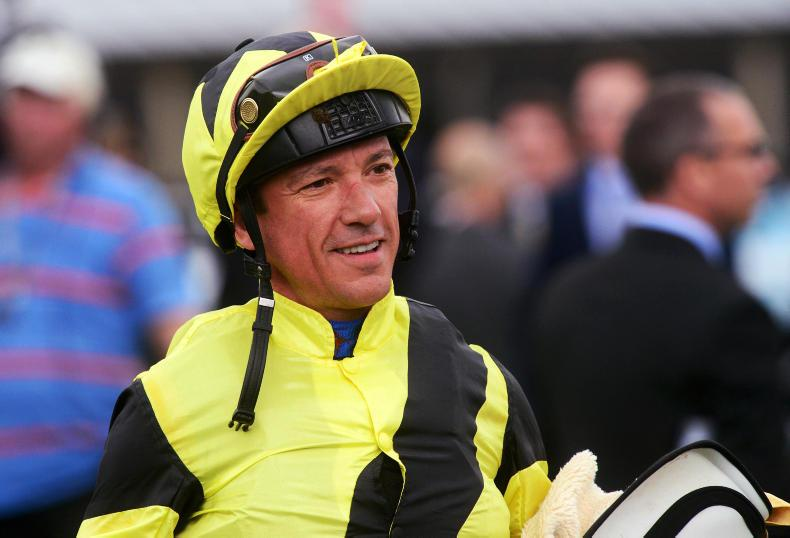 FRANCE: Dettori winning spree continues