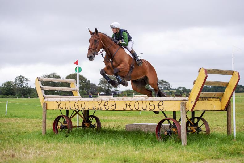 EVENTING:  Nesbitt lands a win on Apollo