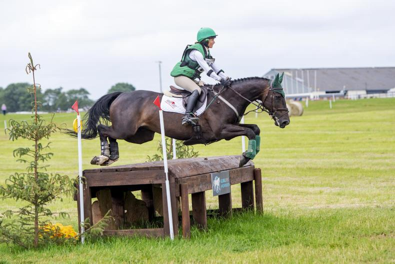 EVENTING:  Moneyball impresses to win