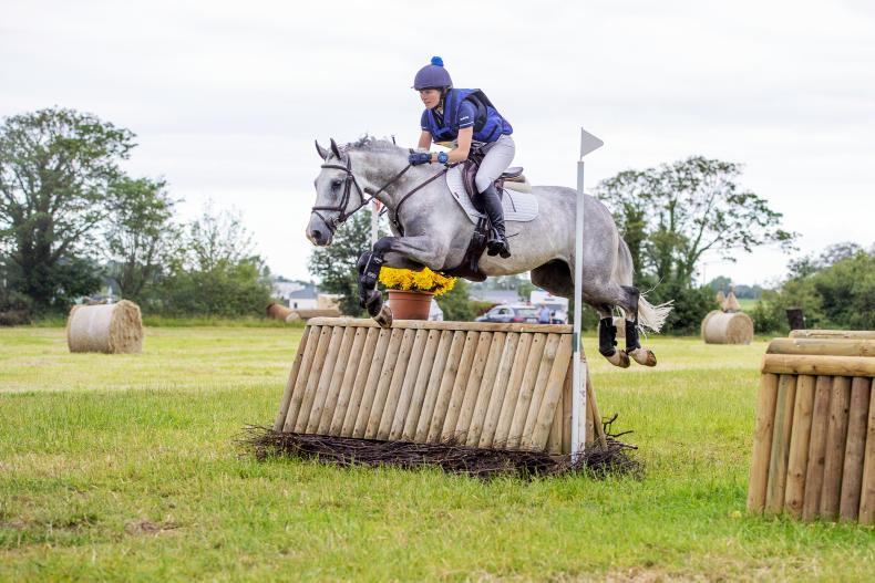 EVENTING:  Goldsbury dominates with treble