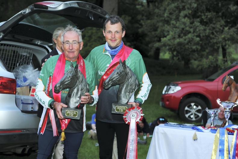 INTERNATIONAL: MacGuinness wins his first CEI-3* 160km