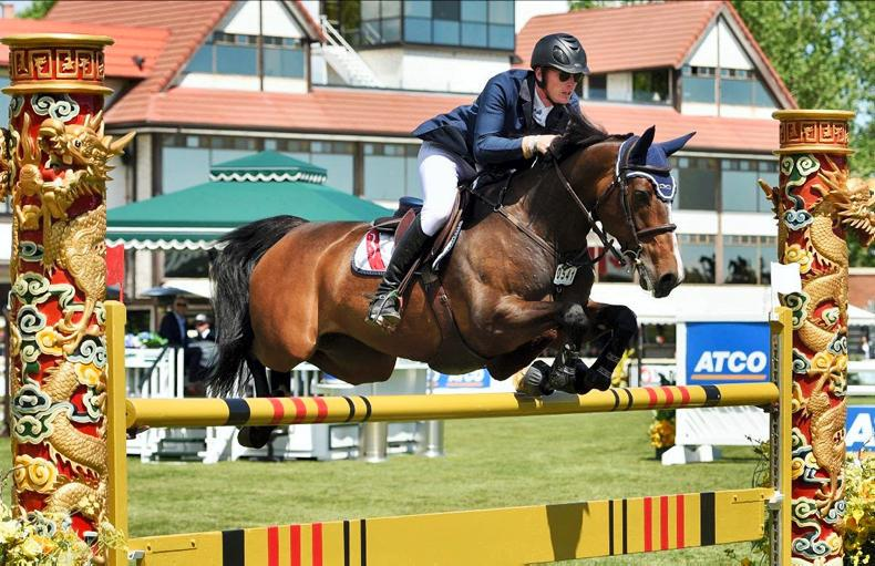 SHOW JUMPING:  Coyle brothers dominate ATCO Classic Cup