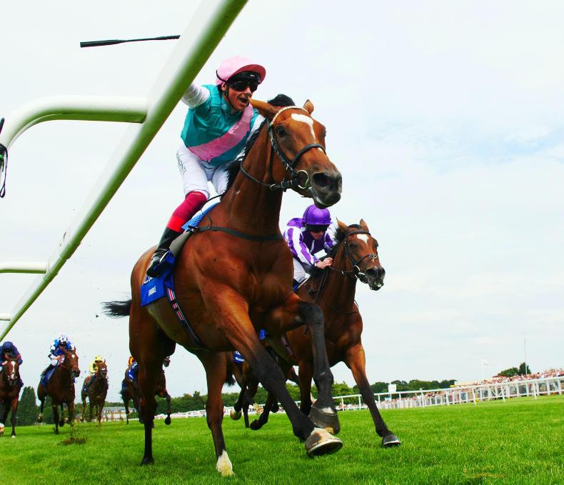 SIMON ROWLANDS: Enable close to her A-game