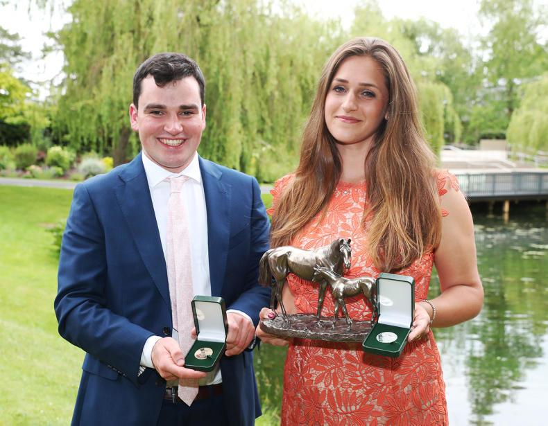 Tipperary's Nicholas Cope strikes gold