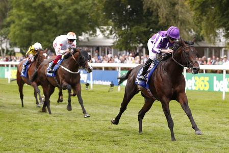 Ten Sovereigns sprints to July Cup glory