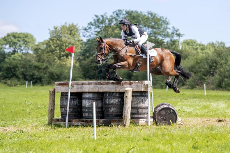EVENTING:  Amazing Sportsfield Othello breaks records