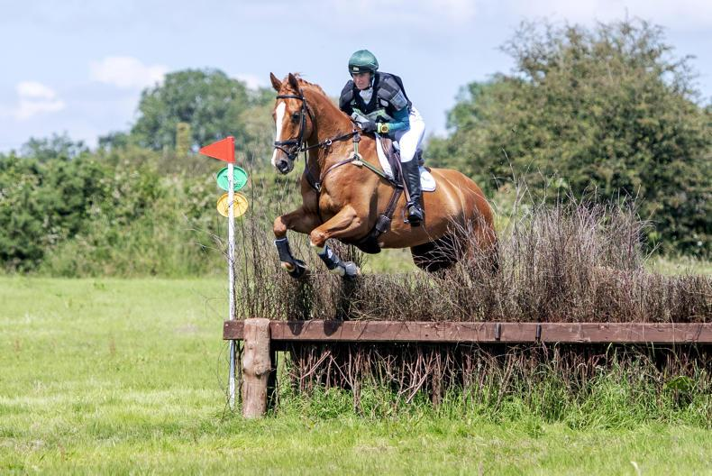 EVENTING:  Ryans take top three slots to dominate