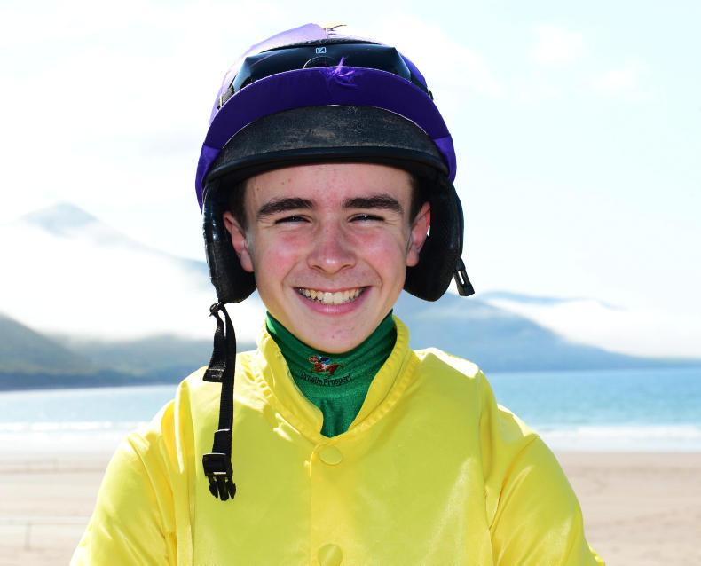 HORSE AND PONY RACING:  Derby win a big day for Sexton
