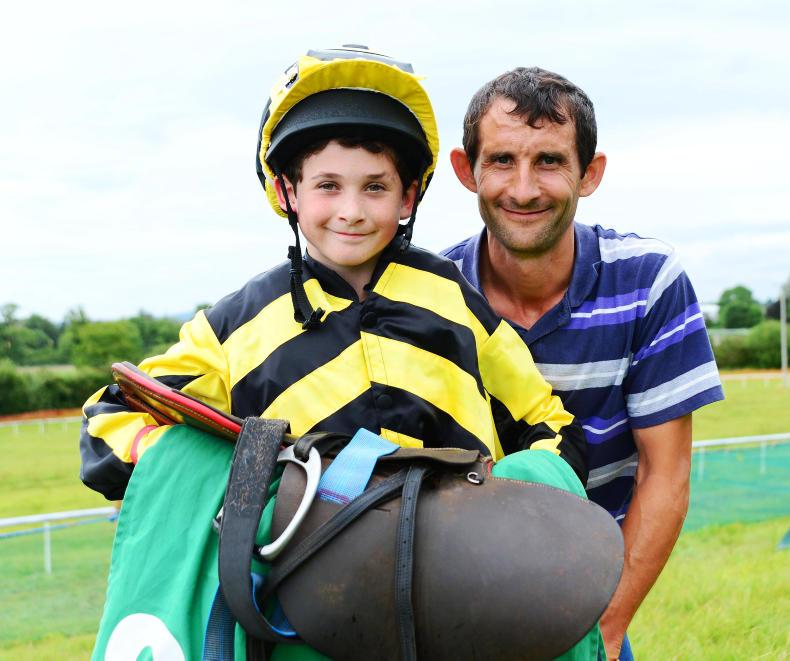 HORSE AND PONY RACING: Hogan and O'Sullivan get off the mark