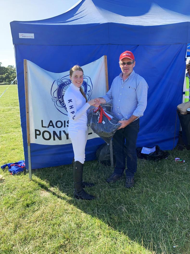 PONY CLUB: Four wins for Kildares at Stradbally