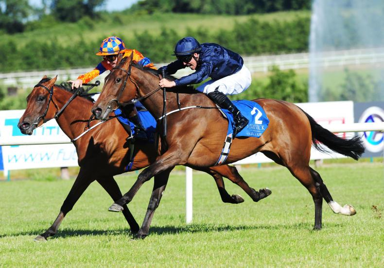 IRISH OAKS PREVIEW: Fleeting and Iridessa are top contenders