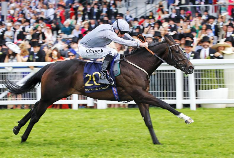CURRAGH SUNDAY: Soldier's Call set to take command