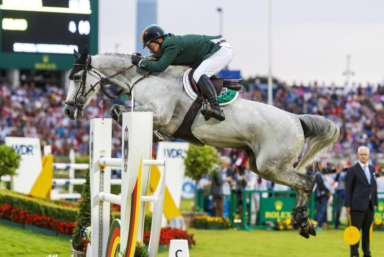 NEWS: Ireland fourth as Sweden rules in Aachen
