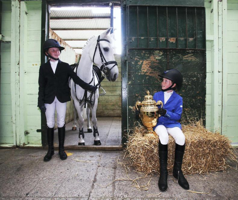 NEWS:  Stage set for €1.2m Dublin Horse Show