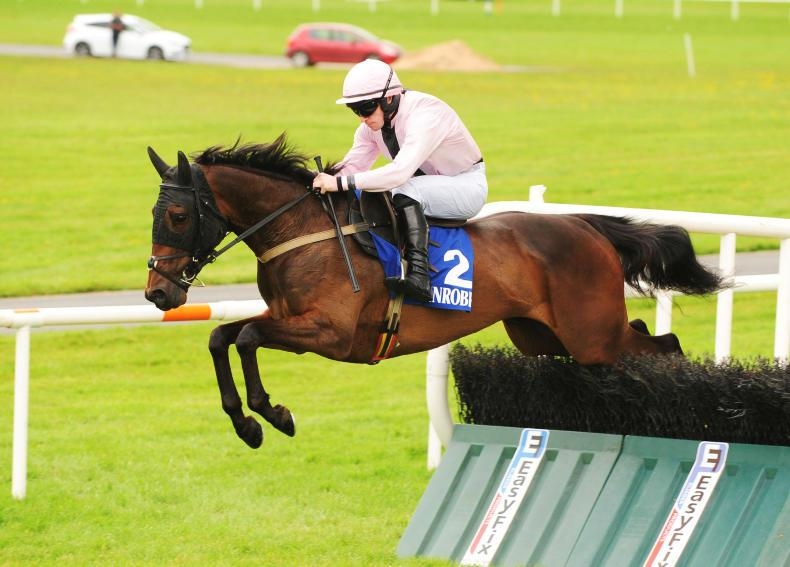 Local Pretender heads entries for Guinness Galway Hurdle