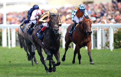 A'Ali adds Prix Robert Papin to Ascot gains