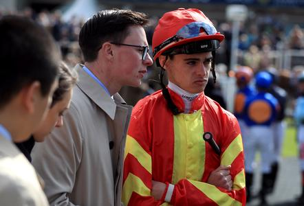 Red Tea rises to occasion at the Curragh