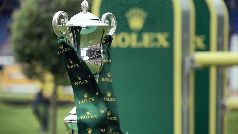 SHOW JUMPING: Darragh Kenny fifth in €1 million Rolex Grand Prix of Aachen