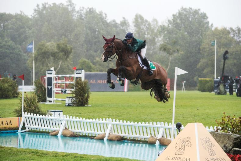 Pessoa names team for Hickstead Nations Cup