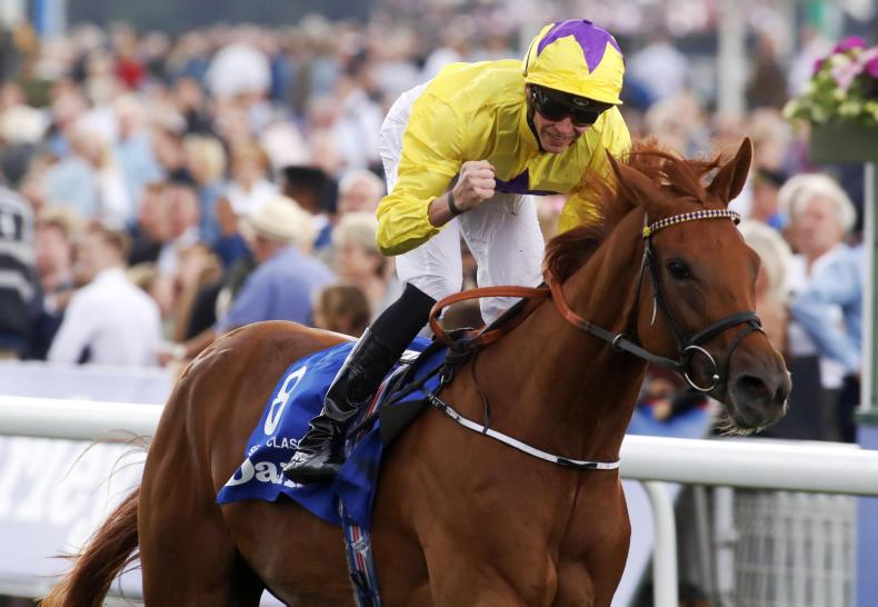 NEWS: Sea Of Class loses colic battle