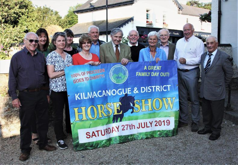 PONY TALES:   All welcome to Kilmacanogue Horse Show
