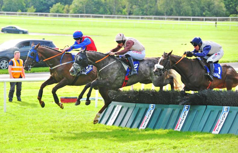 BALLINROBE TUESDAY: Power back with a bang