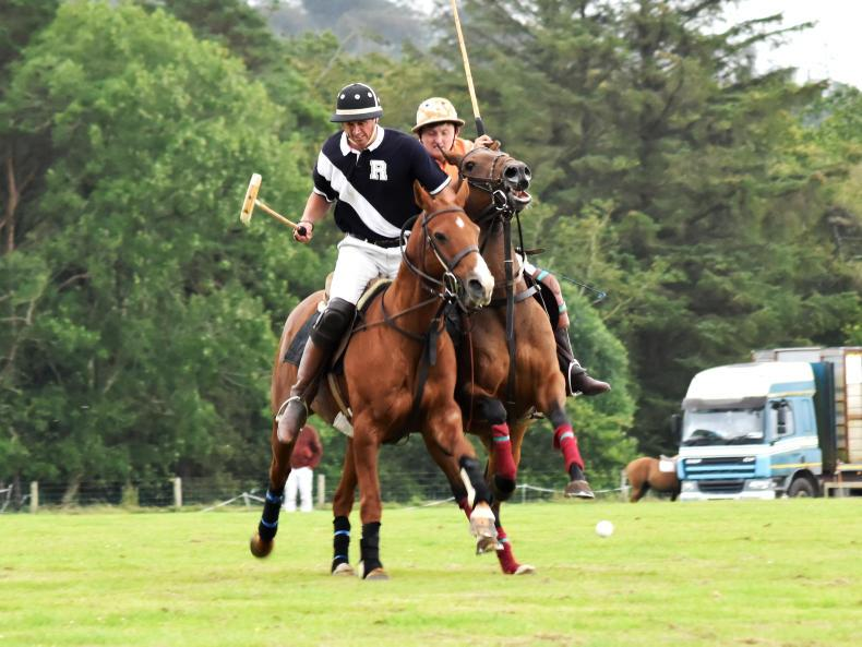 POLO:  Red Devils have the winning edge at Curraghmore