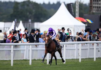 Japan heads strong O'Brien list of possibles for St Leger