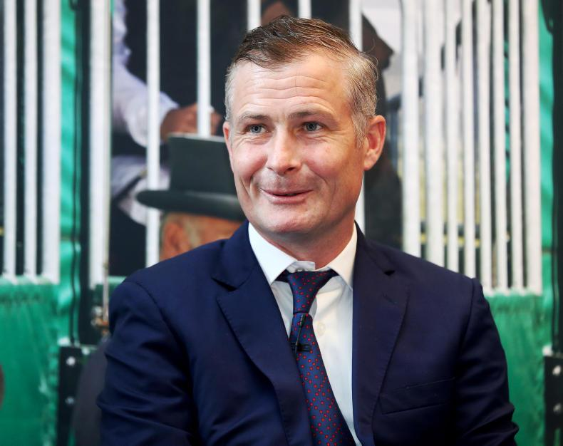 DONN McCLEAN: Smullen leads the Champions