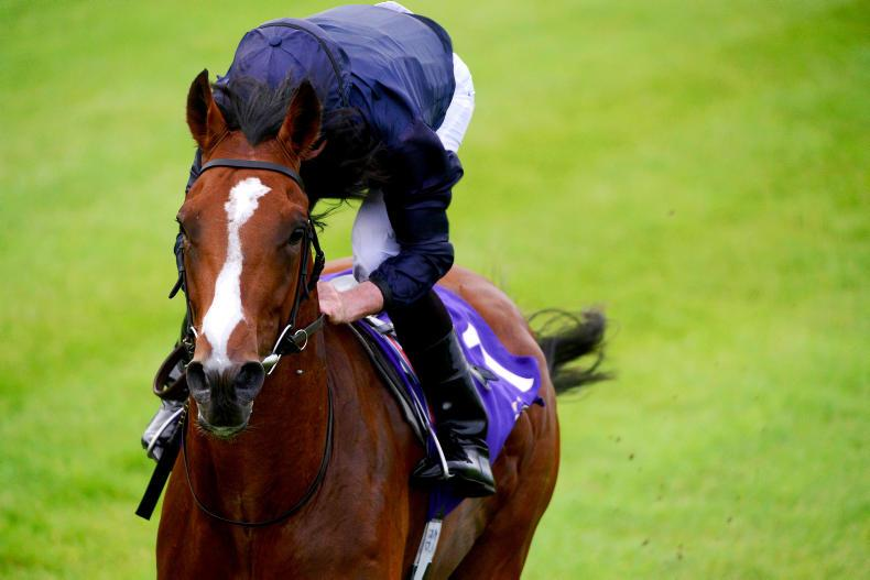 LEOPARDSTOWN THURSDAY: Treble for O'Brien