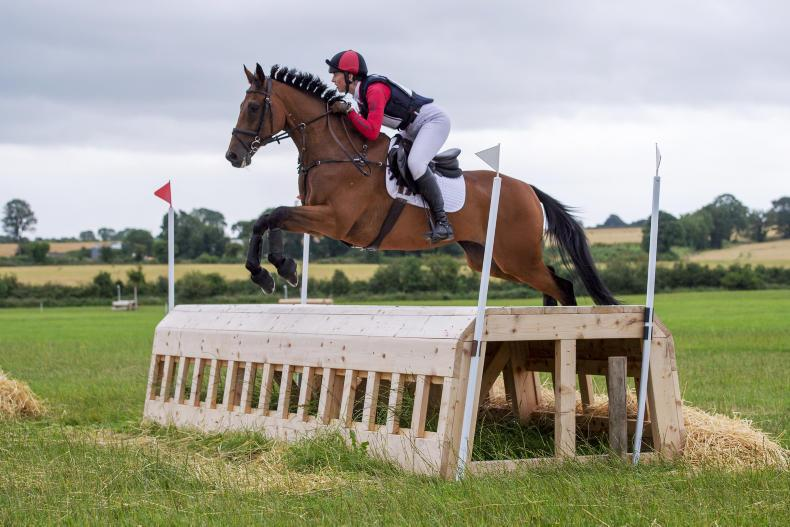 EVENTING:  Kilguilkey pulls out all the stops