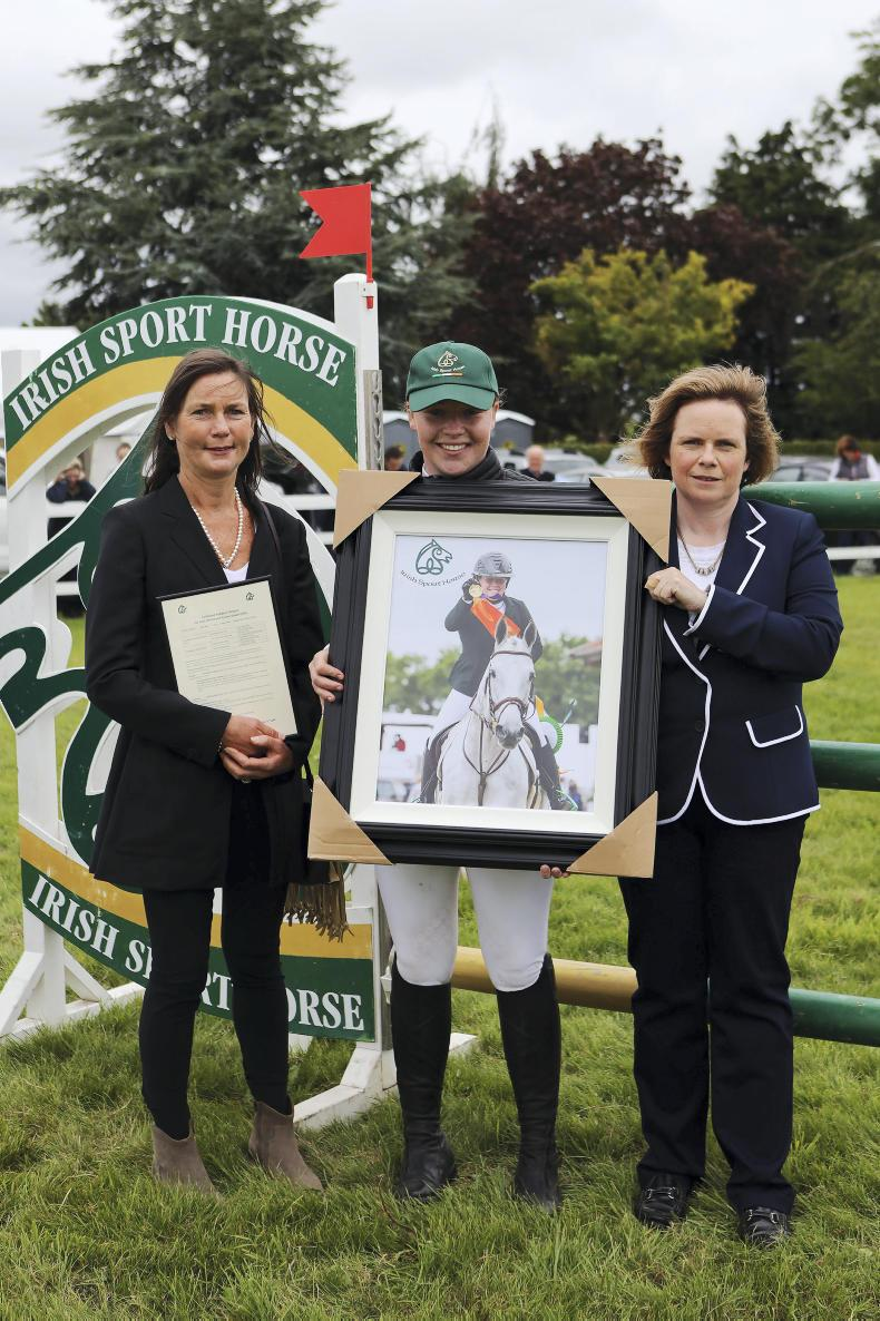 NEWS: Breeders celebrated at ISH series final