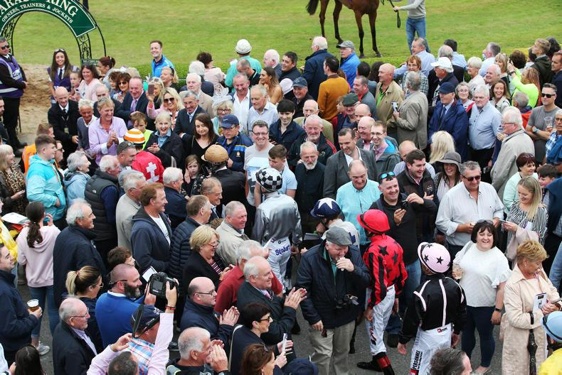 RYAN McELLIGOTT: Racing can increase its audience share