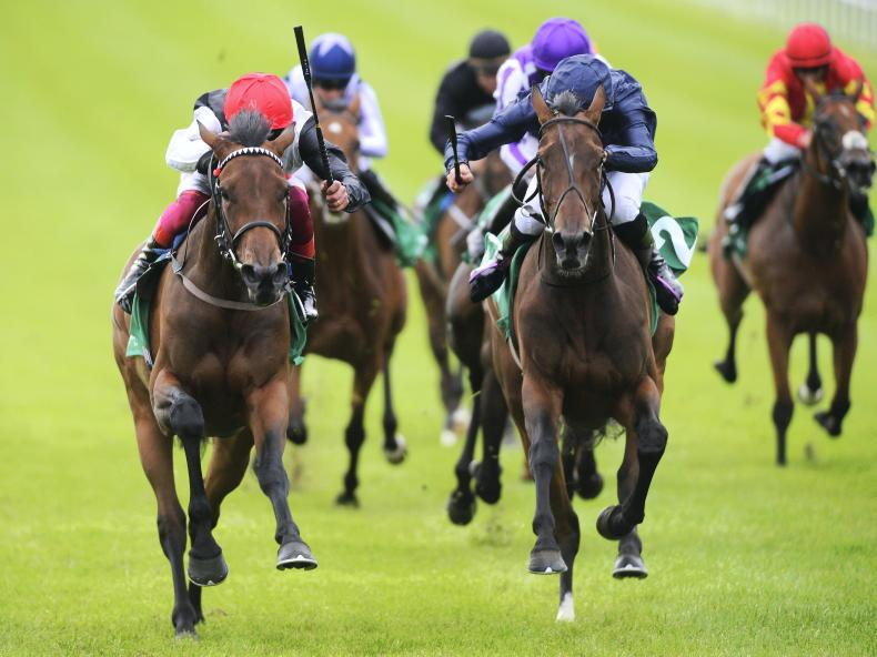 CURRAGH SATURDAY:  Star Catcher another ace for Dettori