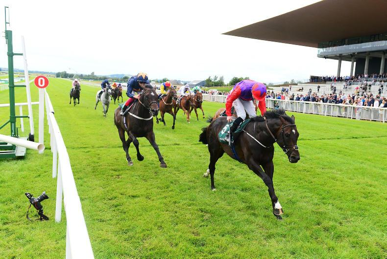 CURRAGH SATURDAY: Roman rules again