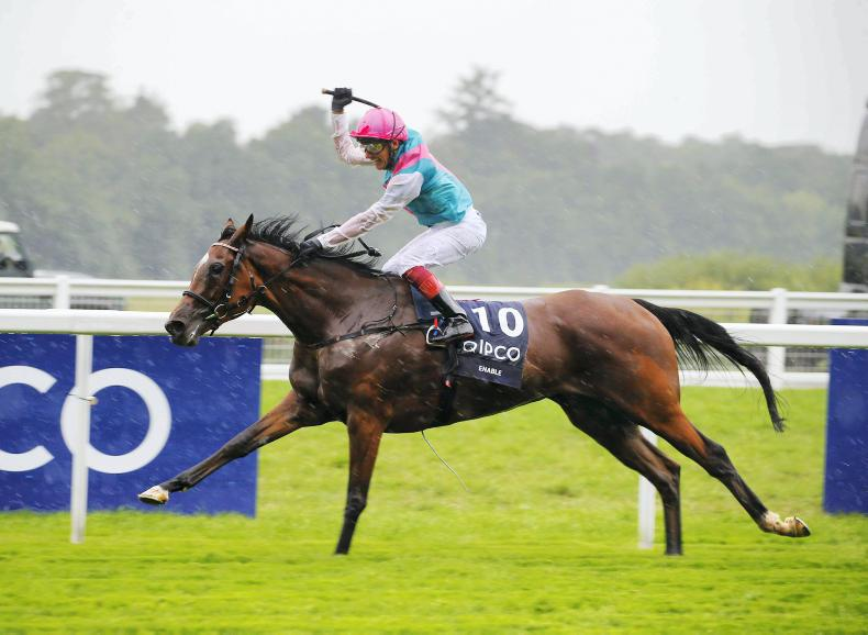 BRITISH PREVIEW: Can Enable reclaim the King George?
