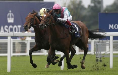 Enable digs deep for her second King George