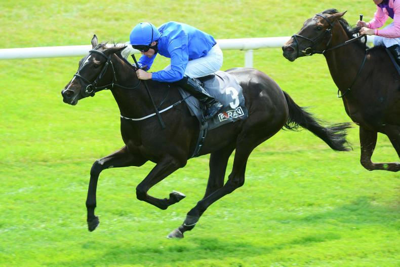 GOWRAN SATURDAY: Harrington beats her record