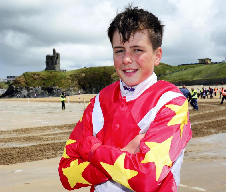 HORSE AND PONY RACING: Treble for King in Caherciveen