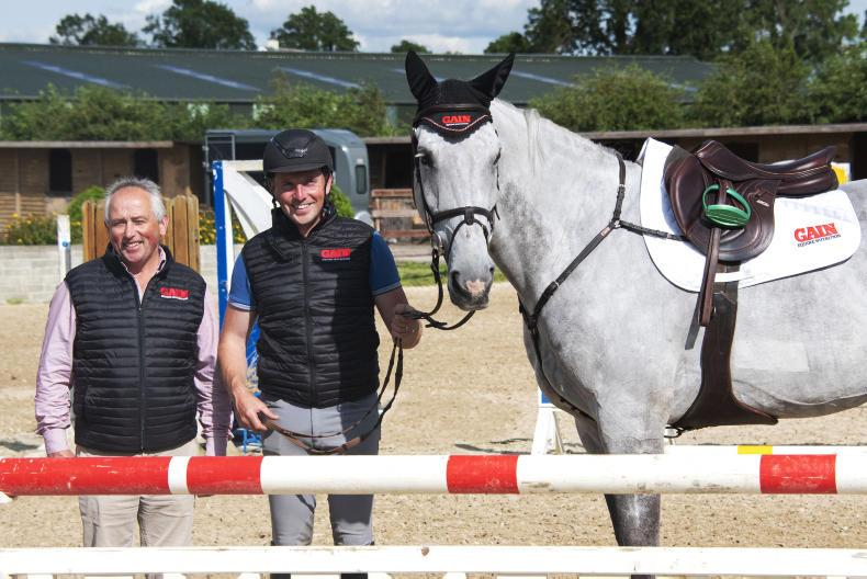 PONY TALES:  Ger joins 'Team Gain'