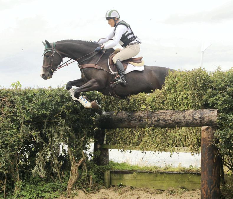 EVENTING: Effort pays off for Team Cooley